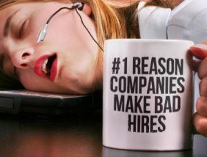 Hiring Sales People