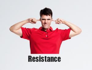 Resistant Sales People