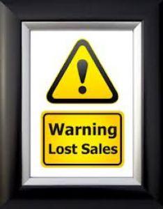 Ten Reasons Why Salespeople Lose Sales